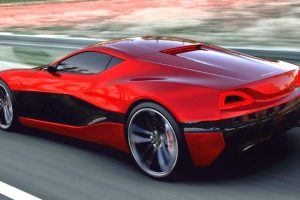 Rimac Concept One Wallpaper